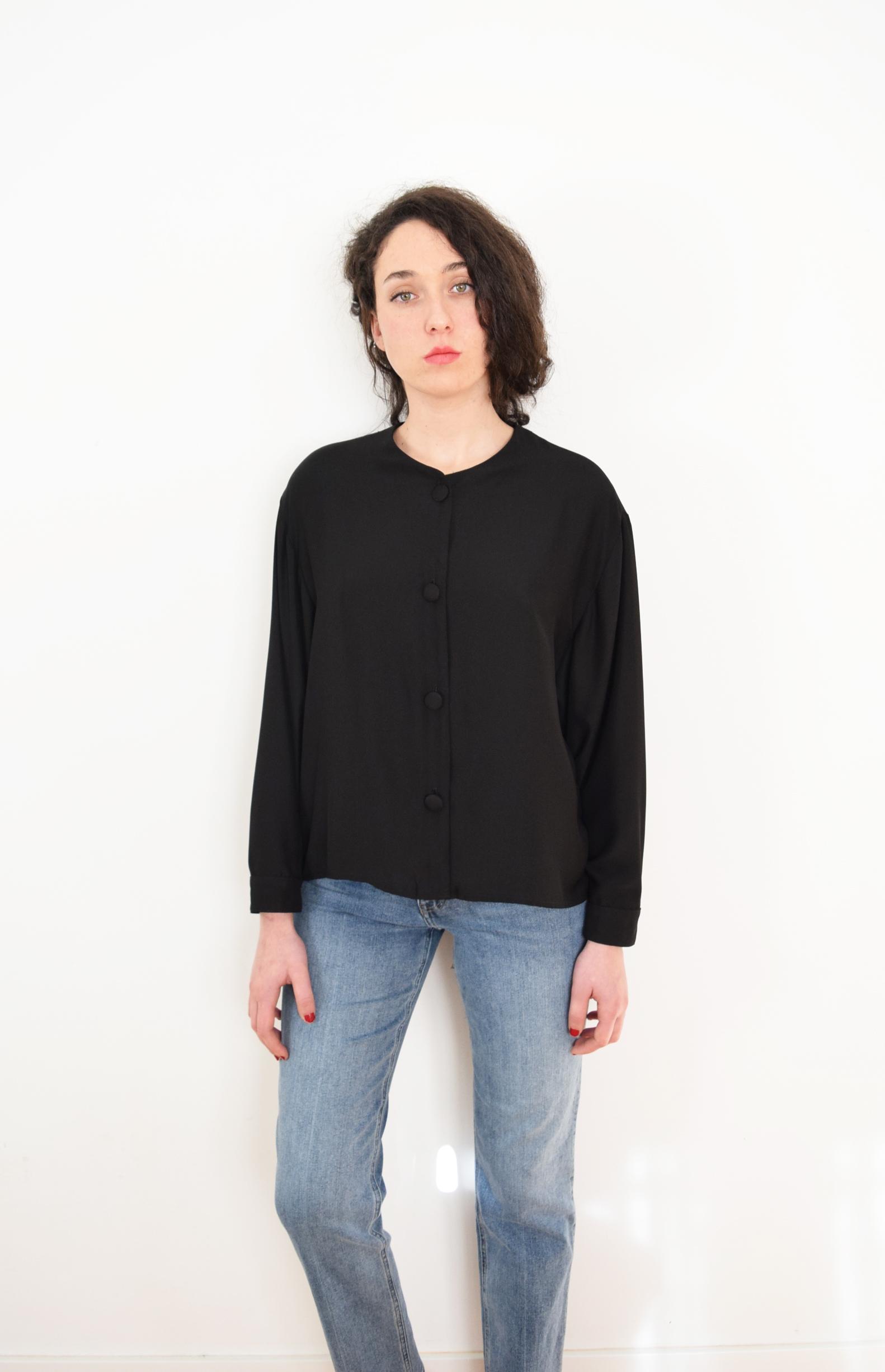 Camisa Lover negra