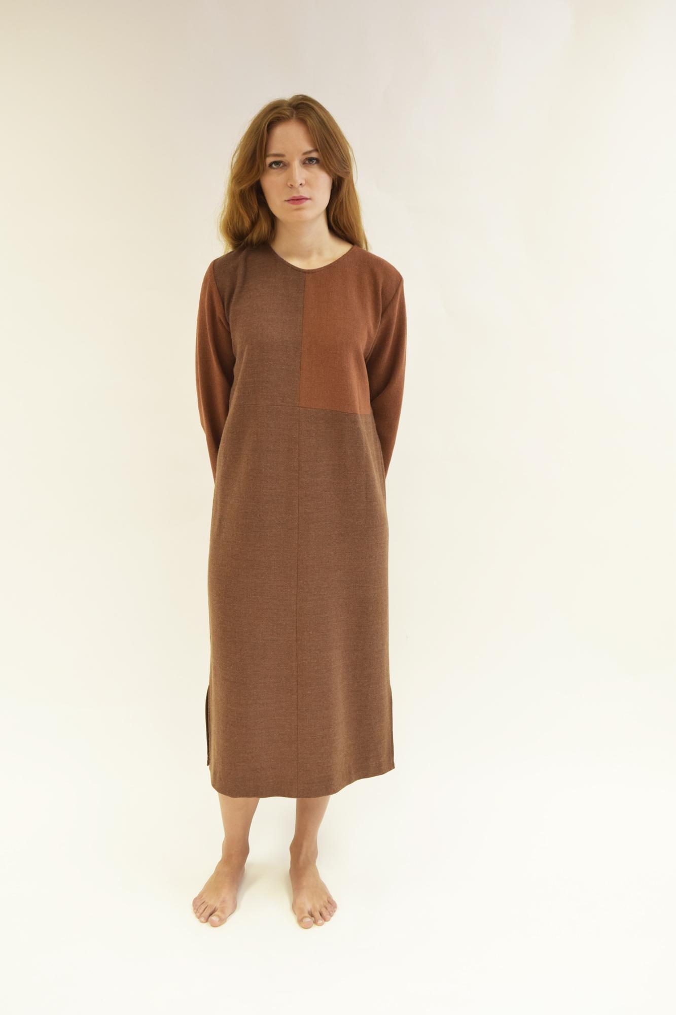Vestido Lover lana