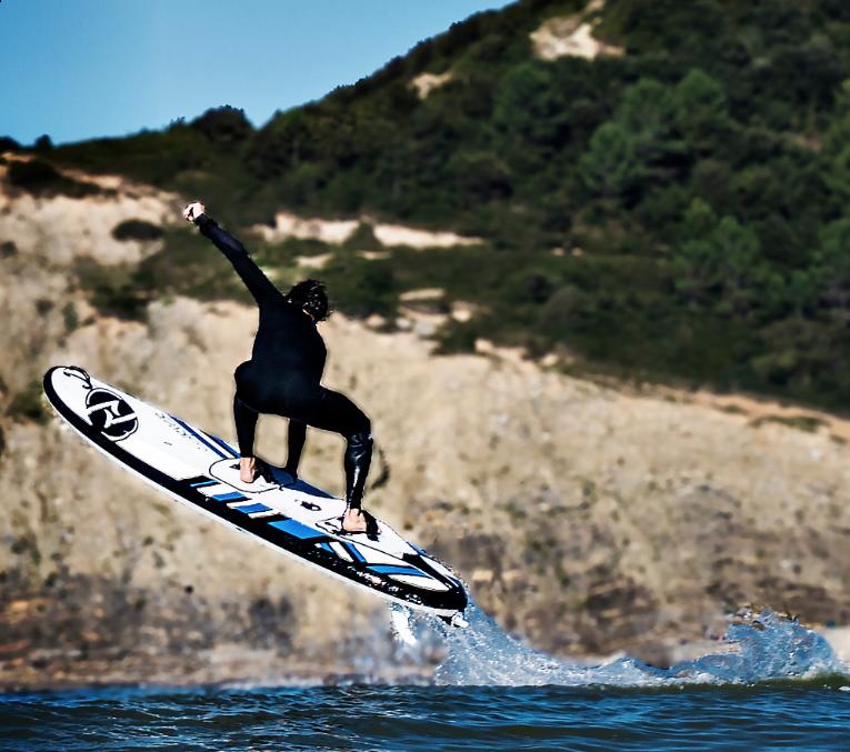 img Surf cuando no tienes olas
