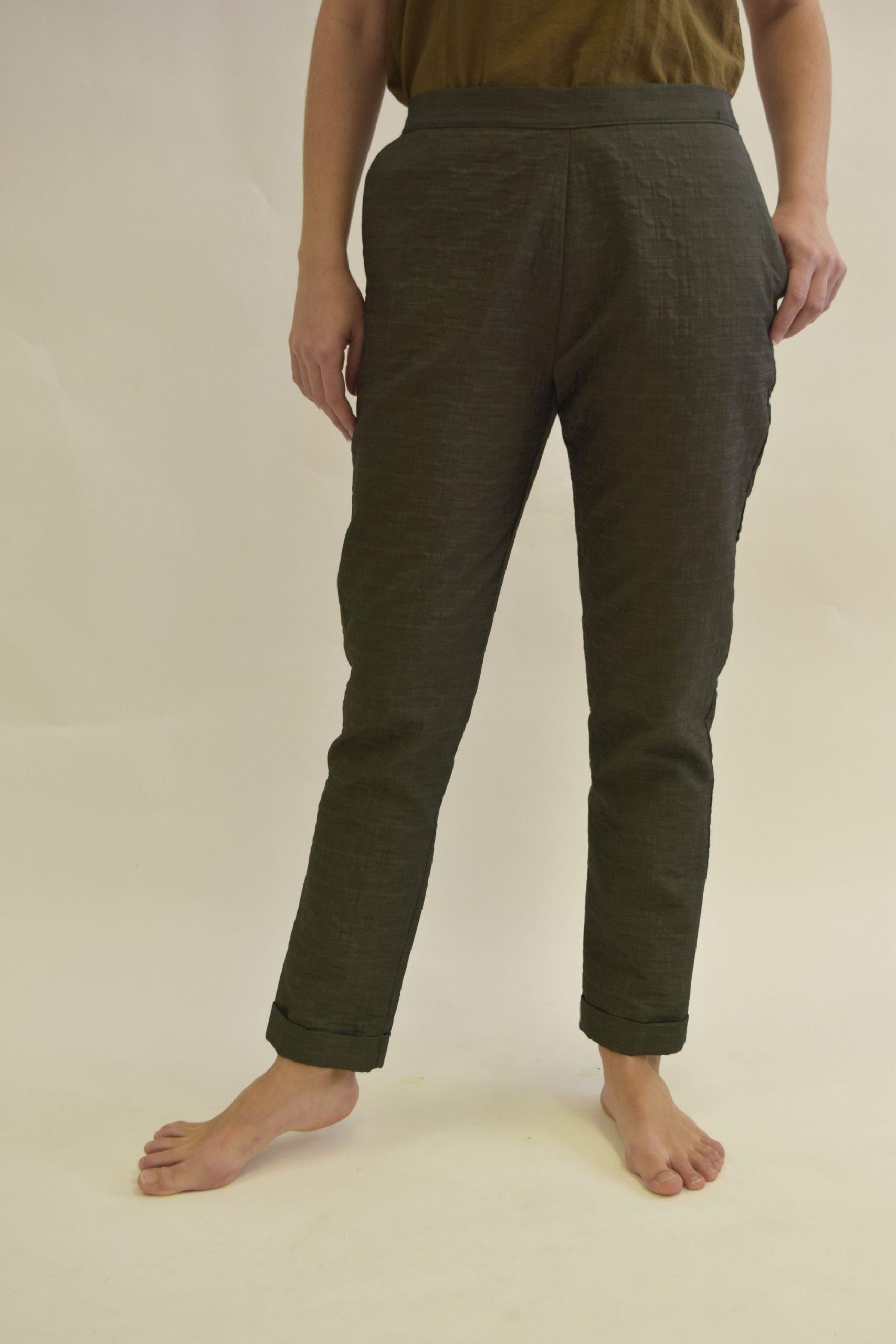 Pantalón Amatxo verde