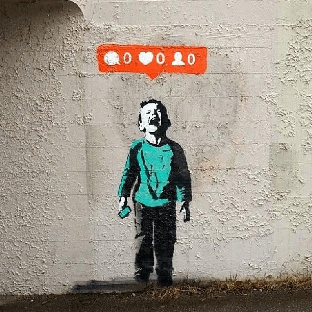 img Banksy en Madrid